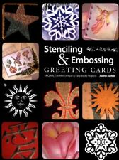 Stenciling and Embossing Greeting Cards-Judy Barker