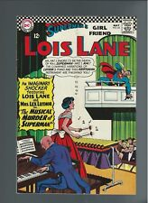 Superman's Girlfriend Lois Lane #65 [DC, 1966] FN+ 6.5 12 cent cover Luthor App