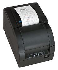 SNBC BTP-M300 Impact Kitchen Printer For SAM4s ECR's Auto Cutter Dark Gray