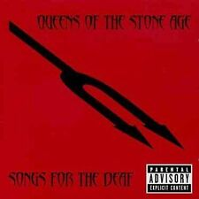 Queens of the Stone Age - Songs for the Deaf (CD, Jun-2003, Interscope)