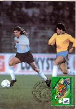 yt  3012   FRANCE CPA   Carte Postale Maximum FOOTBALL SAINT ETIENNE
