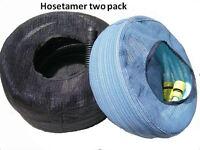 New Hose Bag Pack of 2 - 1 Regular, 1 Sullage Caravan Camping RV Hosetamer
