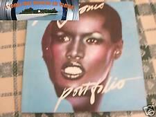 Grace Jones - Portfolio - LP 1977