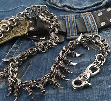 AK Claw Symbol Ring connect Jean Wallet Key Chain CS79