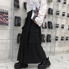 Korean Japanese fashion yohji yamamoto style pants streetwear (CK06)
