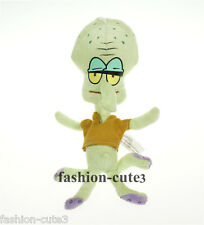 New SpongeBob SquarePants Squidward Tentacles Soft Plush Doll Toy 25cm 10""