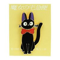 Kiki's Delivery Service pin batch Gigi ribbon MH-01
