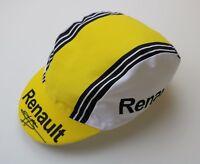 Bernard Hinault Signed Cycling Hat Cap Autograph Tour de France Memorabilia COA