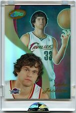 LUKE JACKSON ROOKIE 2004 ETOPPS IN HAND ONE OF ONLY 1366