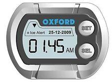 Montre thermomètre de guidon OXFORD affichage numérique vélo moto NEUF watch