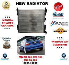 FOR MG ZR 105 120 160 MG ZS 120 2001->2005 NEW RADIATOR ** OE QUALITY **