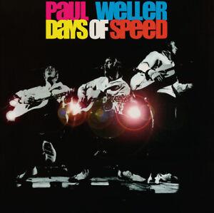 """Paul Weller : Days of Speed VINYL 12"""" Album 2 discs (2021) ***NEW*** Great Value"""