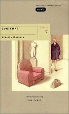 NEW - Contempt (New York Review Books Classics) by Moravia, Alberto