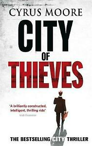 City Of Thieves, Moore, Cyrus, Used; Good Book