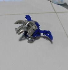 BAKUGAN Mechtanium Bakumutant Gray Blue Aquos  MERCURY DRAGONOID w/Diecast