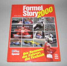 Pajung, Stefan - Formel Story 2000 - Die Rennen, die Fahrer, die Technik