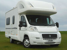 2 Axles Campervans & Motorhomes with Driver Airbag 2007