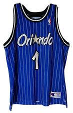 Vintage Authentic NBA Penny Hardaway Orlando Magic Stitched Champion Jersey 48