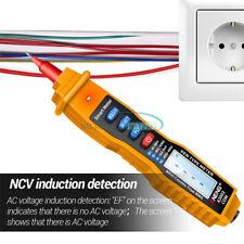 High Precision Digital Multimeter Pen Voltage Current Meter Detector 4000 Count