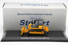 Atlas 1:76 Eddie Stobart Rail Komatsu Crawler Dozer WRT14 Diecast Car Model