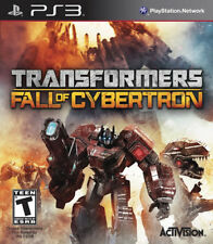 Transformers: Fall of Cybertron PS3 New PlayStation 3, sony_playstation3