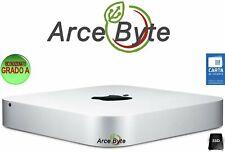 APPLE MAC MINI INTEL CORE i5 2.5GHZ 8GB SSD 240GB FATTURABILE CATALINA GRADO A