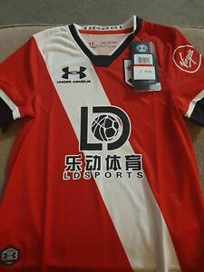 Southampton FC Red Home Shirt 2020/21 BNWT - Kids /Youth XS