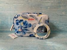 CATH KIDSTON Make-Up Case/Cosmetic Bag &Mirror Spring Bloom-CHRISTMAS GIFT SALE