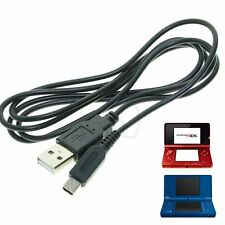 3x USB cable power charger cord for Nintendo DSi NDSi DSI XL 3DS N3DS XL Console