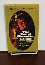 1969 DARK SHADOWS #9 THE FOE OF BARNABAS COLLINS HORROR TV PAPERBACK BOOK
