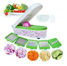 Vegetable Chopper Pro Onion Chopper Slicer Dicer Cutter Cheese & Veggie Chopper