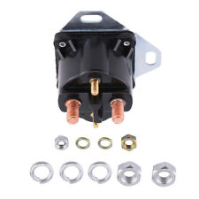 Power Stoke Diesel Glow Plug Relay Solenoid Direct Fit for Ford 7.3L F-SERIES