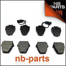 Nouvelle audi A6 C5 S6 quattro véritable mintex arrière plaquettes de frein set