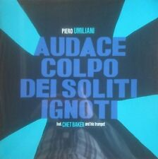 Piero Umiliani Audace Colpo Dei Soliti Ignoti LP 1959 Four Flies Chet Baker