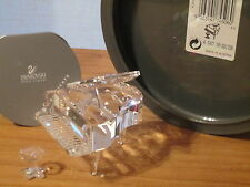 SWAROVSKI *NEW* Piano à queue et tabouret Piano and Stool 174506 H.6,7cm