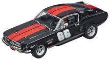 Ford Mustang Gt #66 Slot Car 1:32 Model CARRERA