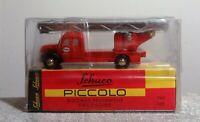 Schuco piccolo 01231 Magirus Feuerwehr top mit gbr OVP