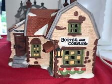 """Department 56 Heritage Village Collection Dickens """"Booter And Cobbler� 5924-2"""