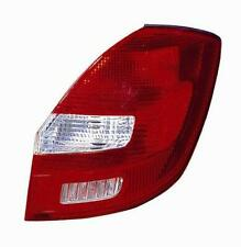 FANALE FANALINO STOP POSTERIORE DX BIANCO SKODA ROOMSTER 06/>10 2006/>2010