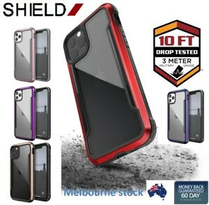 X-Doria For iPhone 11 Pro Max Defense Shield case Military Shockproof Cover