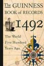Guinness Book of Records 1492 : The World Five Hundred Years Ago