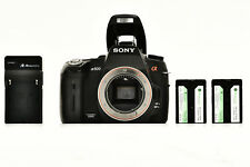 Sony Alpha DSLR-A500 12.3MP Digital SLR Camera - Black (Body Only)