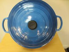 NEW LE CREUSET SIGNATURE MARSEILLE 5 1/2 QT ROUND FRENCH OVEN #LS2501-2659