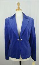 NWT Amanda Smith Purple Blazer Sz 14 Item