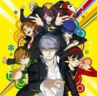 USED CD Persona 4 The Golden Original Soundtrack