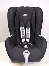 Britax Romer Duo Plus Isofix Forward Facing car seat, Group 1 Cosmos Black
