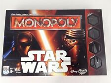Monopoly Star Wars Board Game 2015 - Complete