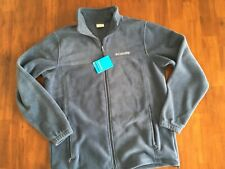 ColumbiaSportswear Company  The Flattop Ridge  Fleece Full Light Bl (Size LT)$65