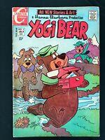 YOGI BEAR #5 CHARLTON COMICS 1971 FN-