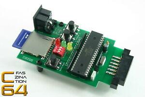 Faszination C64 | SD-Karte an Commodore 64 (SD2IEC), Floppy-Ersatz | #1930